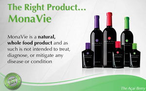 PowerPoint for MonaVie