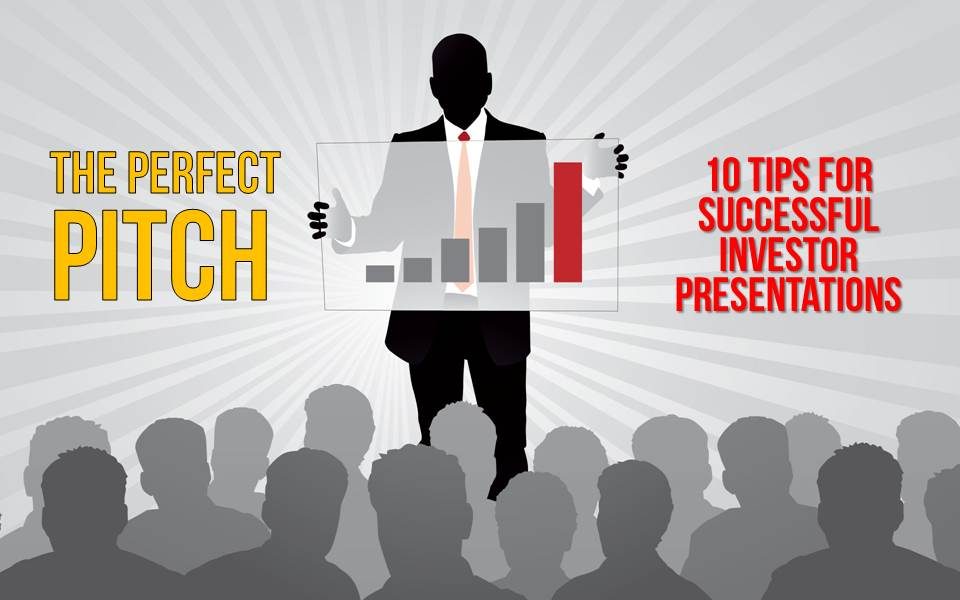 Secrets To A Successful Investor Presentation  PresentationteamCom