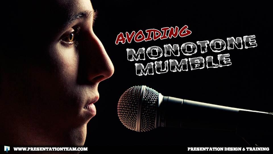 Avoiding Monotone Mumble